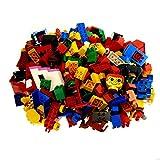 4 Kg Lego Duplo Steine BAU Basic Stein Sondersteine ca 280 Teile Kiloware bunt gemischt
