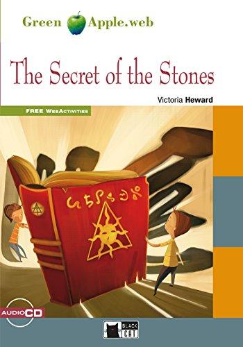 Preisvergleich Produktbild The Secret of the Stones: Englische Lektüre für das 1. und 2. Lernjahr. Buch + Audio-CD (Green Apple)