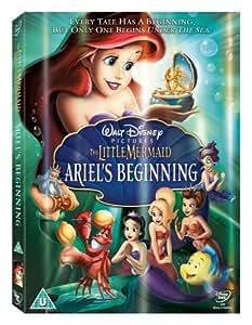 The Little Mermaid: Ariel's Beginning [DVD]
