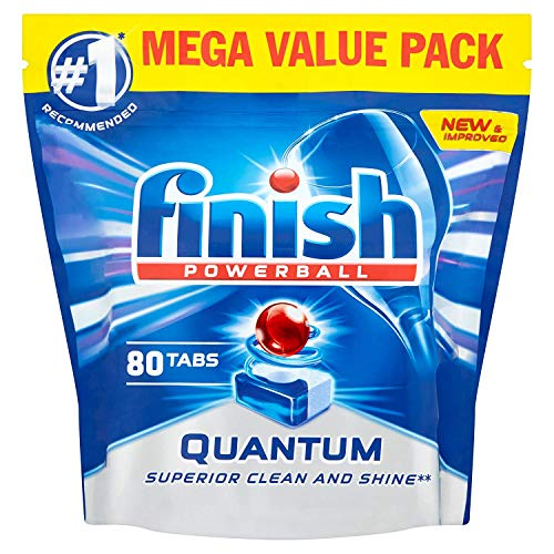 Finish Quantum Spülmaschinen-Tabs