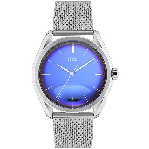 Storm Reloj los Hombres Jenson Lazer Blue 47365/B