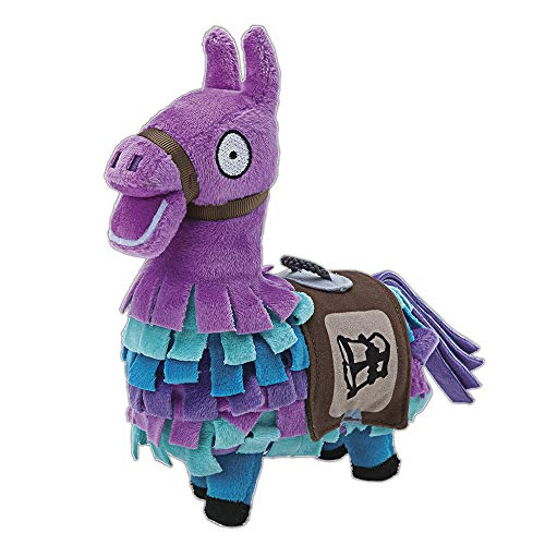 Toy Partner- Fortnite Peluche Llama, Color Rosa,Lila,Azul (FNT0037)