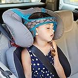 iBaste Baby Kopfstütze Auto Schlafen Autokissen Sicherheitsgurt Kopfkissen Baby Kinder für Kinderautositz Autofahren Reisen Babyschale