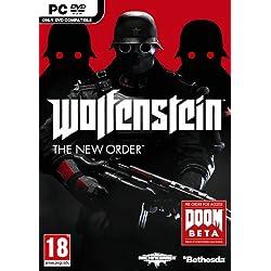 PRE-ORDER! Wolfenstein The New Order PC DVD Game UK