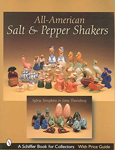 [(All-American Salt and Pepper Shakers)] [By (author) Sylvia Tompkins] published on (July, 2007)