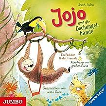 Jojo und die Dschungelbande.Ein Faultier Findet