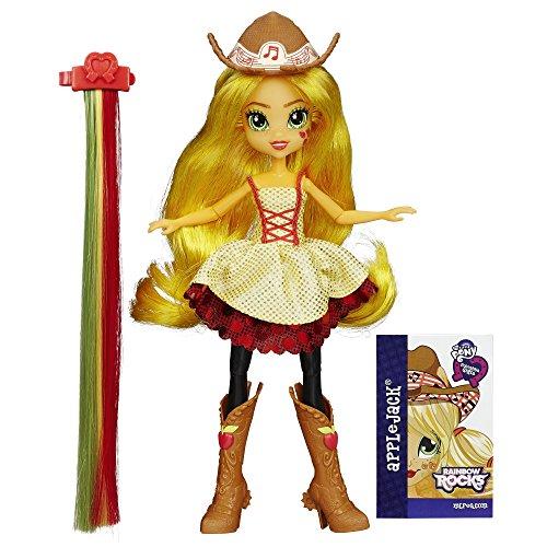 estria Girls Haarstyling Puppe - Haarstyling Applejack [UK Import] ()