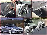 K & R Roadsterbügel Überrollbügel Mercedes SLK R171 171 inklusive Acryl Windschott