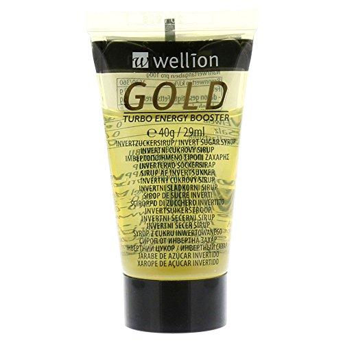 Wellion Invertzuckersirup Gold, 40 g