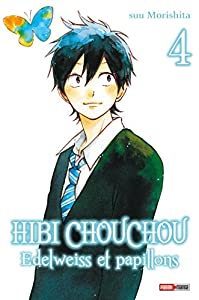 Hibi Chouchou - Edelweiss & Papillons Edition simple Tome 4