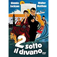 Due Sotto Il Divano.Walter Matthau Glenda Jackson Film E Tv Amazon It