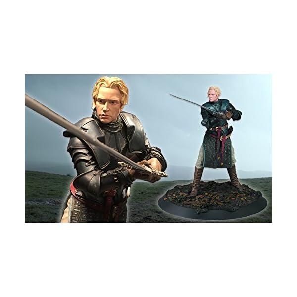 Game Of Thrones Juego de Tronos Brienne de Tarth Estatua 2