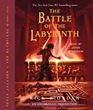 A Review of By Rick Riordan The Battle of the Labyrinth (Percy Jackson & the Olympians) (Unabridged) [Audio CD]byRustyy