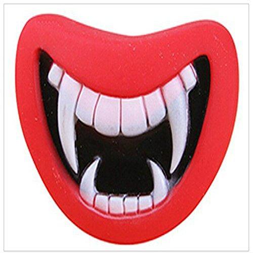 Drawihi Halloween gefälschte Zähne praktisch und nützlich Hund Zähne Spielzeug Pet teethToys