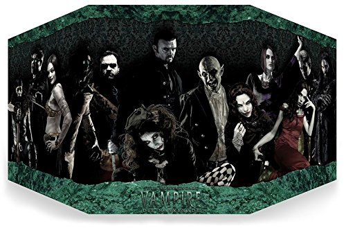 Vampire: Die Maskerade - Erzählerschirm (V20): inkl. SAS-Leitfaden (Vampire: Die Maskerade (V20))