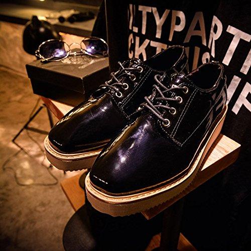 Chaussures Mode kakaka femmes fretless sur place baskets Black