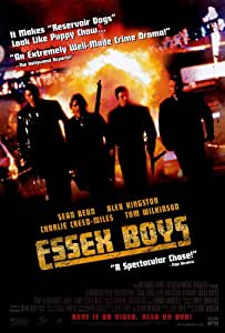 Essex garçon Movie Poster (27 x 40 cm - 69 cm x 102 cm (2000))-(Sean Bean (Alex Kingston) (Charlie Creed-milles) (Tom Wilkinson)