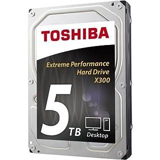 Toshiba X300 5TB 5000GB Serial ATA III - Disco Duro (Serial ATA III, Unidad de Disco Duro) (B018XOSLVE) | Amazon price tracker / tracking, Amazon price history charts, Amazon price watches, Amazon price drop alerts