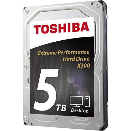 Toshiba X300 5TB 5000GB Serial ATA III - Disco Duro