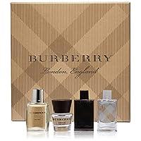 BURBERRY Miniature Collection Set for Men, 0.38 Fl. Oz.
