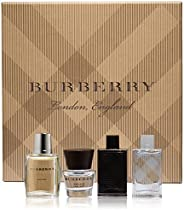 Burberry Collection Set Perfume For Men (Set Of 4)