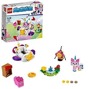LEGO- Coche-Nube de Unikitty PT Juego de construcción, Multicolor (41451)