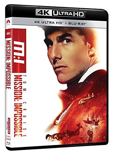 Mission: Impossible (4K Ultra HD + Blu-Ray)...