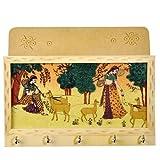 Little India Gemstone Painting Key Magaz...