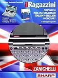 Il Ragazzini Sharp PW-E325 Dizionario elettronico inglese-italiano, italiano-inglese