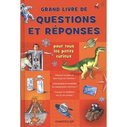 Grand livre de questions et réponses