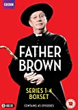 Father Brown Complete Series 1-4 [13 DVDs] [UK Import]