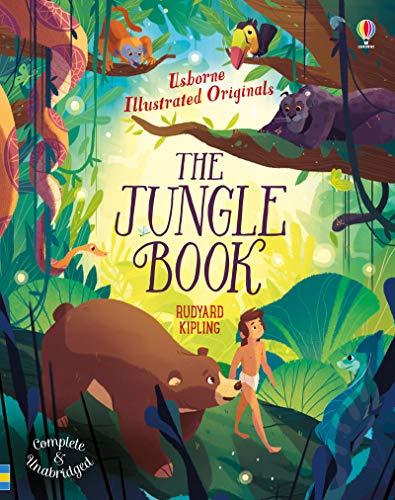 The Jungle Book (Illustrated Originals)