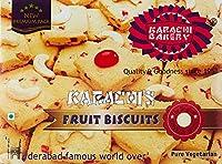 Karachi Bakery Fruit Biscuits - 400g - Free Shipping