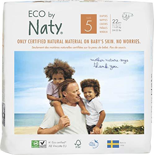Objective Naty Taille 4 Couches-culottes 22 Par Paquet Toilette, Bain Bébé, Puériculture