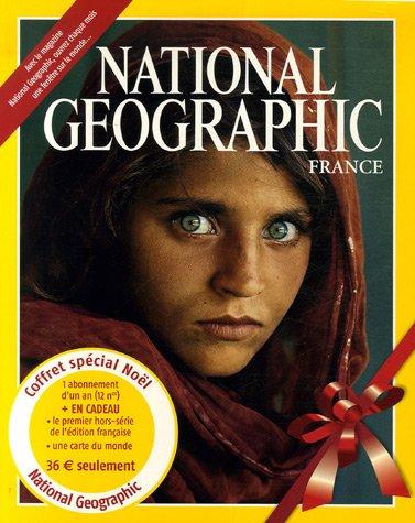 National Geographic Coffret spécial Noël : Hors-série N°1 ; Une carte du monde