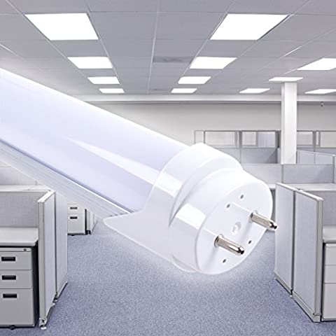 TUBO NEON LED SMD DA 150CM OPACO CON ATTACCO T8 DA 30W = 250W NEON TRADIZIONALE, 3000 LUMEN ALTA LUMINOSITA