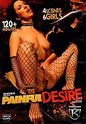 Kinkkrew Fetisch SM - Painful Desire DVD Kinkkrew In diesem Keller erleben die Mädels viel und alle SM-Wünsche werden erfüllt!