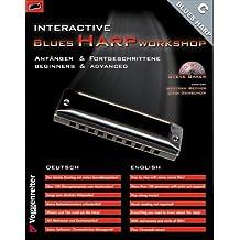 Interactive Blues Harp Workshop, 1 CD-ROM C Blues Harp. Anfänger und Fortgeschrittene. Dtsch.-Engl. Für Windows 3.x/95/98