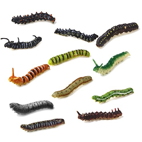 plastic-twisty-worm-party-favors-tricks-pack-of-12-multi-color