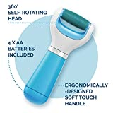 Scholl Velvet Smooth Electronic Foot File with Marine Minerals Bild 2