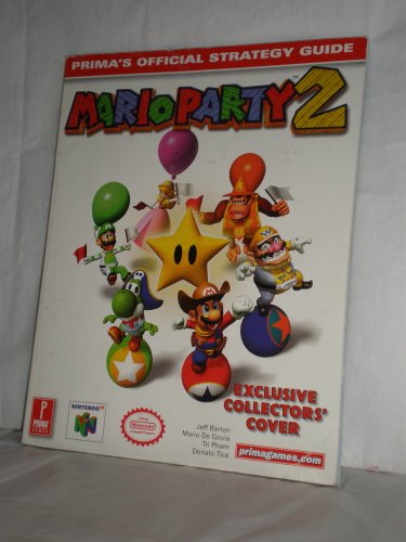Mario Party 2 W/Special Cover for Wal-Mart