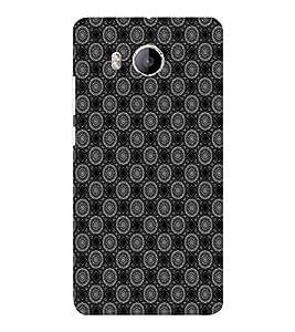 EPICCASE ethnic circles Mobile Back Case Cover For VIVO X shot (Designer Case)