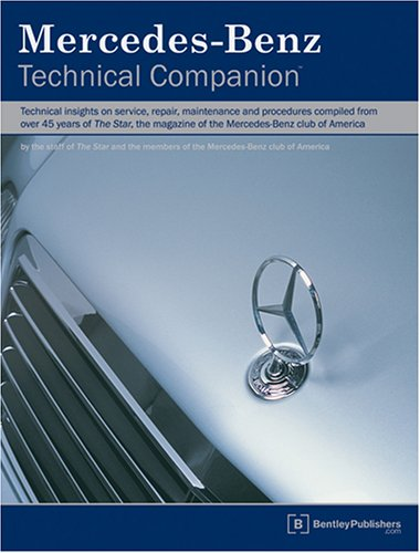 Bently-motoren (Mercedes-Benz Technical Companion (Bently Automotive Reference))