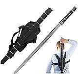 Nick and Ben Original N&B Blade XXL Schwert handgeschmiedet mit Rücken