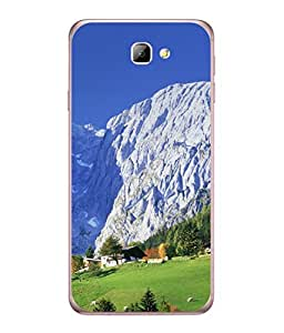 PrintVisa Designer Back Case Cover for Samsung On7 (2016) New Edition For 2017 :: Samsung Galaxy On 5 (2017) (The Nature Picturesque Design)