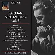 Karajan Spectacular, Vol. 5