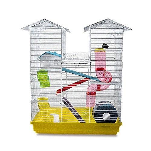 Hamsterkäfig 47x30x63cm