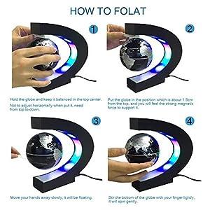 Yosoo Bolas de diseño magnético para centro de mesa de oficina