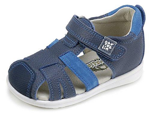 Garvalin Jungen 172806 Sneaker, Blau, 31 EU