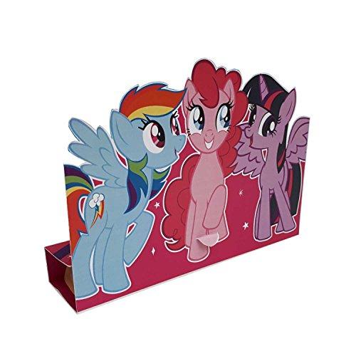 Einladungskarten My Little Pony 2017 - 8 Stück inkl. Umschläge Amscan 9902515